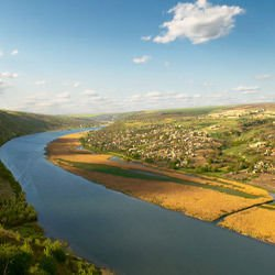 Churches, Cathedrals and Temples - Dniester River