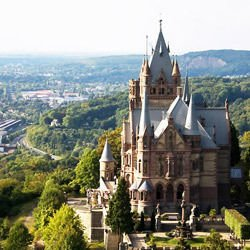Drachenburg Castle -  Drachenburg Palace