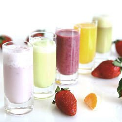 Easy Fruit Smoothie