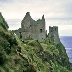 Ireland -  Dunluce Castle