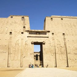 Egypt -  Temple of Edfu