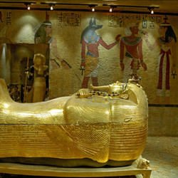 Havel River - Tomb of Tutankhamun