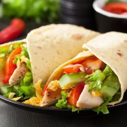 Fajitas with Chicken