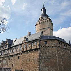 Harz Mountains -  Falkenstein Castle