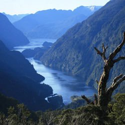 Fiordland New Zealand -  Fiordland National Park