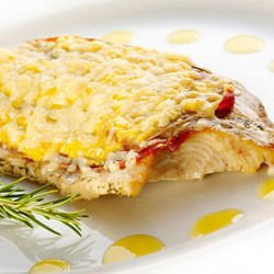 Oven Baked Fish Fillets