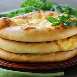 Homemade Flatbread without Yeast