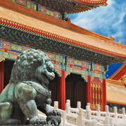 Royal Palace - Forbidden City in Beijing