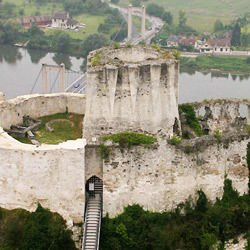Island of Java - Chateau Gaillard