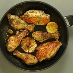 Garlic Lemon Chicken