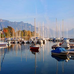 Churches, Cathedrals and Temples - Lake Geneva