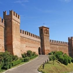 Gradara Castle Italy -  The Castle of Gradara