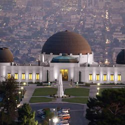 Riegersburg Castle - Griffith Observatory