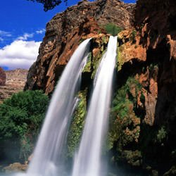 Washington Monument - Havasu Falls