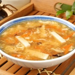 Chinese Hot and Sour Soup