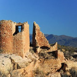 Pau France - Hovenweep National Monument