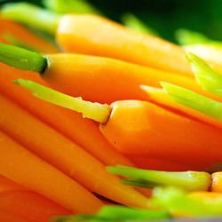 Double Sweetened Carrots