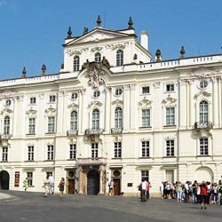 Baroque Castles -  Sternberg Palace in Prague