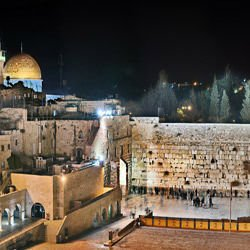 Wailing Wall -  The Wailing Wall