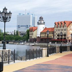 Rhone River France - Kaliningrad