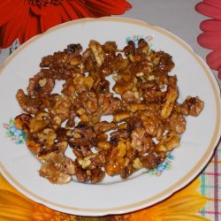 Caramelized Walnuts