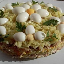 Airy Potato Cake