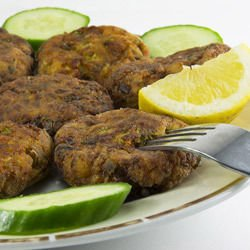 Aromatic Zucchini Patties