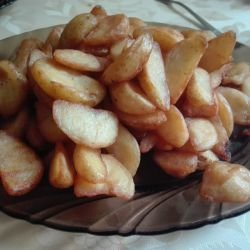 Sautéed Potatoes with Chili Crusts
