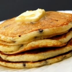 Pancakes with Oat Bran