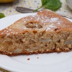Cake with Quinces