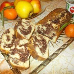 Homemade Marble Cake for the Soul
