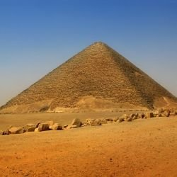 Sightseeing in Paris - Dahshur Pyramids