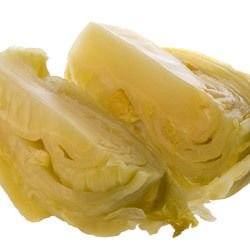 Pickled Sauerkraut with Lemons