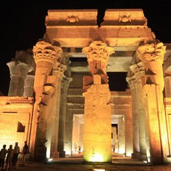 Knappogue - Temple of Kom Ombo
