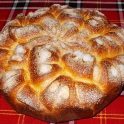 Cozonac Swirly Pita for Easter