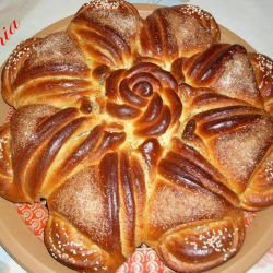 Cozonac Pita for Easter