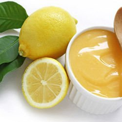 Lemon Cream with Butter