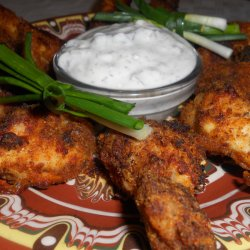 Oven-Baked Crispy Wings and Drumsticks