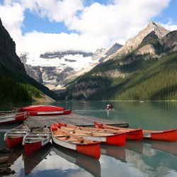 Colorado River - Lake Louise
