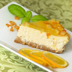 Extravagant Lemon Cheesecake