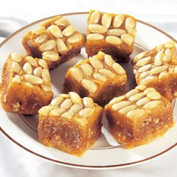 Homemade Prune-Flavored Turkish Delight