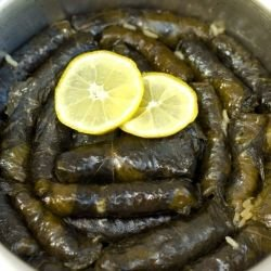 Turkish Stuffed Vine Leaves