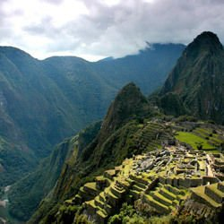 Lost Cities -  Machu Picchu