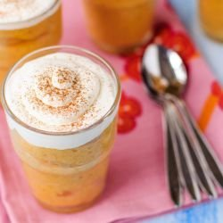 Pumpkin Cream with Honey