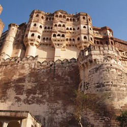 White House - Mehrangarh Fort
