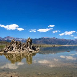 Saratoga National Park - Mono Lake