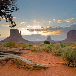 Desna River - Monument Valley