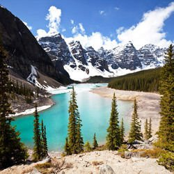 Philae Egypt - Moraine Lake