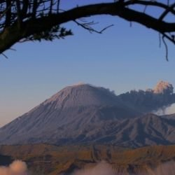 Island of Java -  Semeru