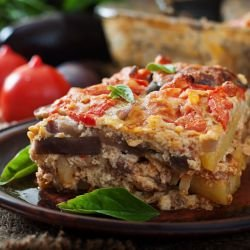 Meatless Turkish Moussaka